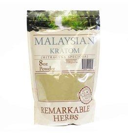 Remarkable Herbs Remarkable Herbs Kratom Powder 8 OZ - Malaysian