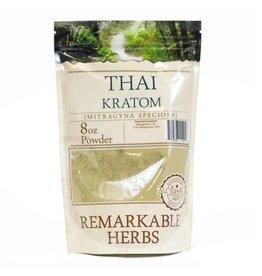 Remarkable Herbs Remarkable Herbs Kratom 8oz Powder - Thai