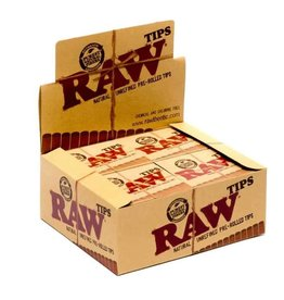 Raw Raw Pre Rolled Tips - 20pk