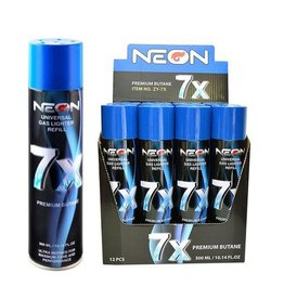 Neon BUTANE NEON 7X PREMIUM 300 ML