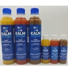 Kalm with Kava 2oz Concentrate Ice Tea