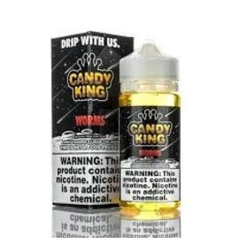 Candy King Candy King Sour Worms 3mg 100ml
