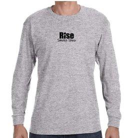 Rise Logo Long Sleeve Shirt - Medium