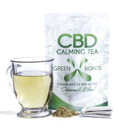 Green Roads Calming Tea