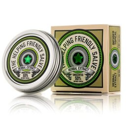 Vapejoose The Helping Friendly Salve - Unscented 50mg