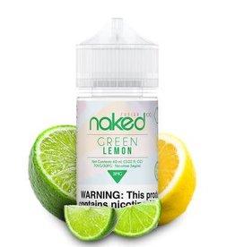 Naked Sour Sweet/Green Lemon 3mg