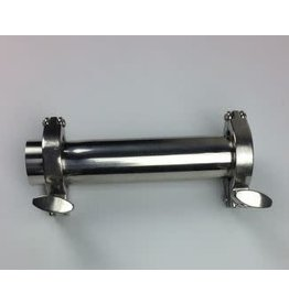 """Extraction Tube Stainless Steel 16"""" - #5782"""