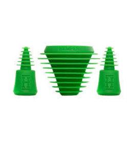 Hemper Hemper Silicone Plugs 3pc
