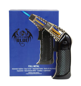 Special Blue Special Blue Full Metal Butane Torch - Colors Vary