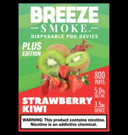 Breeze Breeze Plus Disposable - Strawberry Kiwi