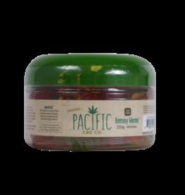 Pacific CBD Pacific CBD Edible Gummy Worms 250mg Jar