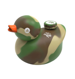 Piecemaker Kwack Silicone Duck Water Pipe