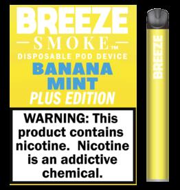 Breeze Breeze Plus Disposable - Banana Mint