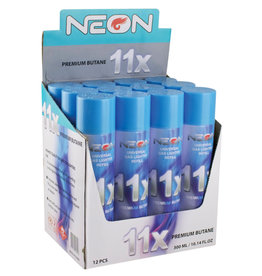 Neon NEON Butane - 11x / 300ml
