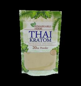 Remarkable Herbs Remarkable Herbs Kratom - 20oz Thai Powder