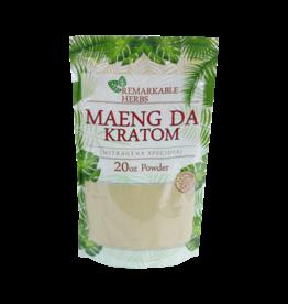 Remarkable Herbs Remarkable Herbs Kratom  – Powder 20oz Green Maeng Da