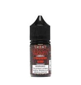 Sadboy Blood Line Salts By Sadboy E-Liquid 30ML - Strawberry Blood 48mg