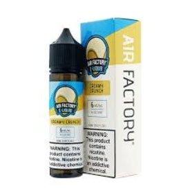 Air Factory Air Factory E-Liquid 60ML - Creamy Crunch 6mg