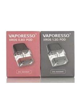 Vaporesso Vaporesso XROS 2ML Replaceable Pods - 0.8ohm 2pk BOX
