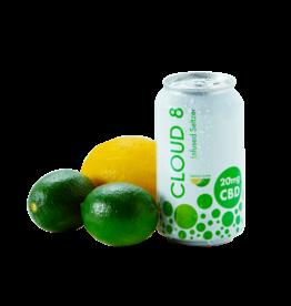 Cloud 8 Cloud 8 12oz 20mg CBD - Lemon Lime