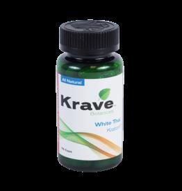 Krave Krave White Thai Kratom - 75ct