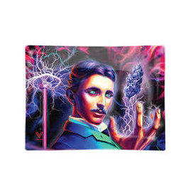 V Syndicate Glass Ashtray - High Voltage (Tesla)