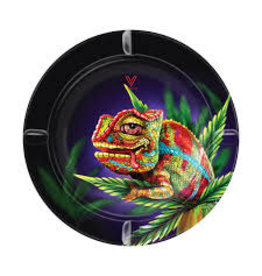 V Syndicate Metal Ashtray - Cloud 9 Chameleon