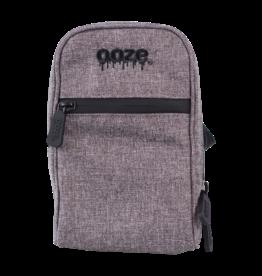 Ooze Ooze Traveler Smell Proof Crossbody Bag (Grey/Black)