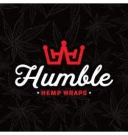 Humble Humble Pre-Rolled Conical Wraps - Pack of 2 - Natural