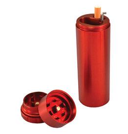 Unbranded All In 1 Metal Smoke Stopper w/Poker & Grinder - #0110