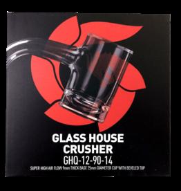Glass House BANGER 14MM MALE CRUSHER GHQ-12-90-14 = #0289