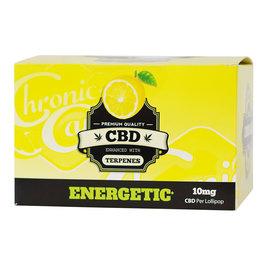 Chronic Candy CBD Chronic Candy Lemon Haze Sucker-10mg CBD
