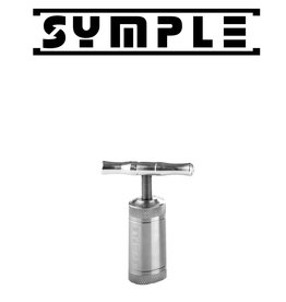SYMPLE SYMPLE T-Handle Pollen Press – Small