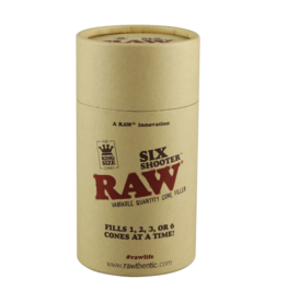 Raw Raw Six Shooter Roller King Size