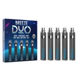 Breeze Breeze Duo 350Mah Battery - 5pk BOX #8990
