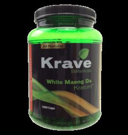 Krave KRAVE WHITE MAENGDA CAPS (1000CT)