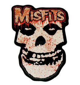 "The Misfits Bloody Skull Sticker - 5""x3.5"" - #0706"