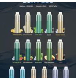 Air Bar Air Bar Lux Plus 2000 Puffs Disposable - Cola Ice