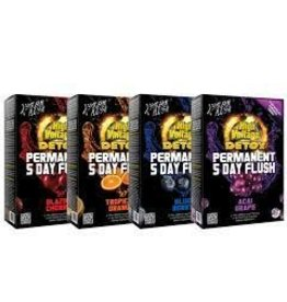 High Voltage High Voltage Permanent 5 Day - Assorted Flavors