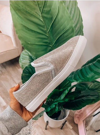 Keep Shining Sneakers