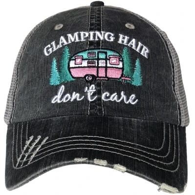 Glamping Hair Don't Care