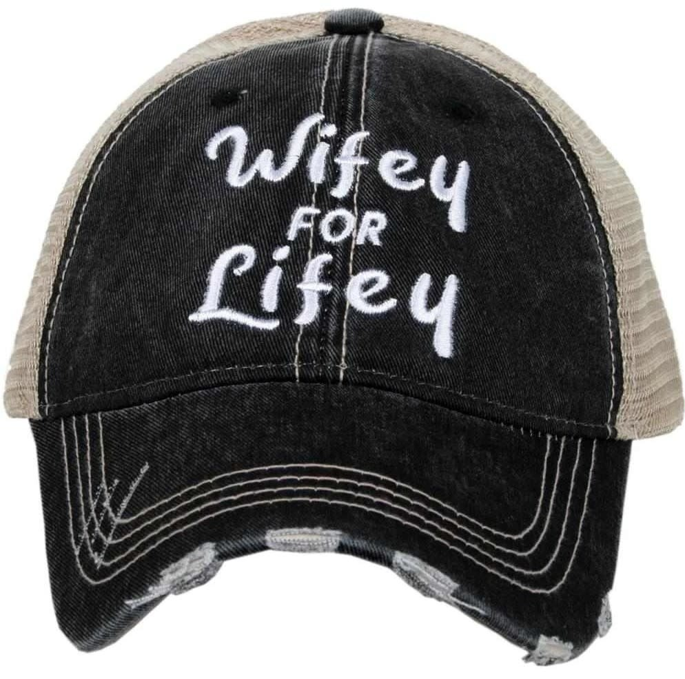Wifey for Lifey Black