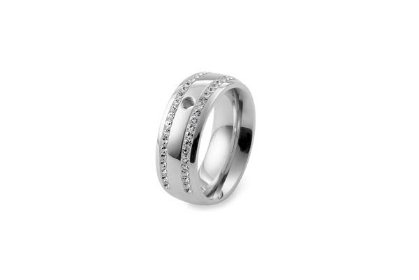 QUDO Interchangeable Ring LECCE (S/P)