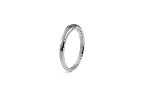 QUDO Interchangeable Ring FINE (S/P)
