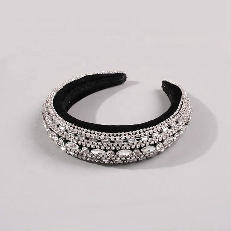 Luxury Bling Thick Headband