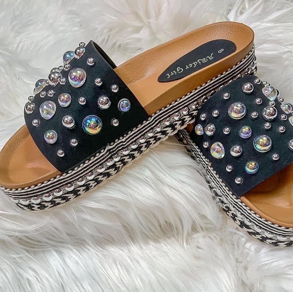 Bauble Sandals