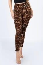 Classic Leopard Leggings
