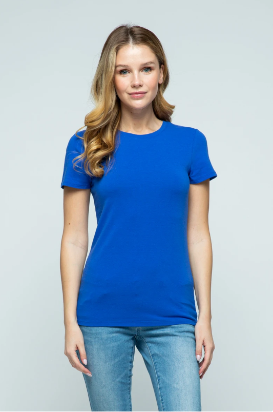 Ultimate round neck t t1005