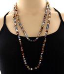 Long Necklace / Multi Color