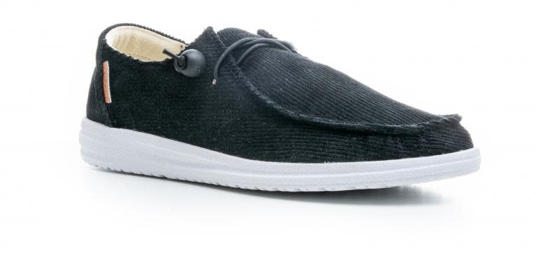 Corduroy Deck Shoe